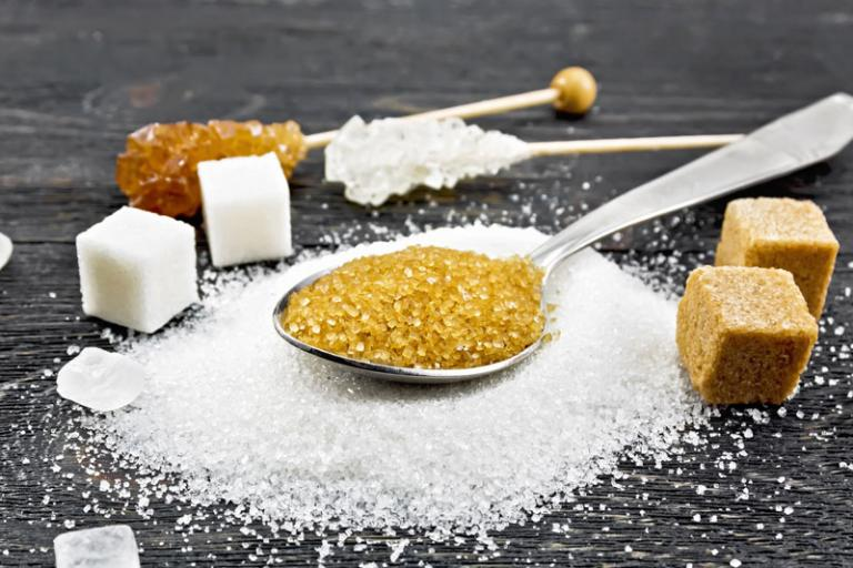 Sources of added sugars often lack nutrients needed for good health.